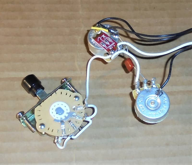 Fender American Professional Telecaster Wiring Harness