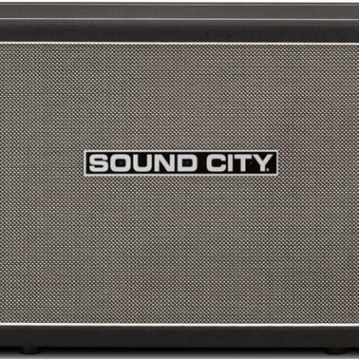 Sound City SC212F70G Cabinet 2x12 140 Watts 8 Ohms for sale