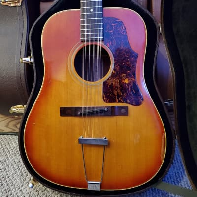 1967 Gibson B45-12 w/New Gibson Case! for sale