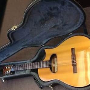 Vintage Crucianelli Concert Guitar  Concert Classical Nylon 1968 Natural for sale