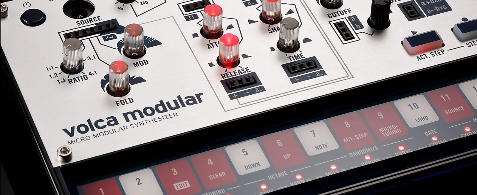 korg volca modular micro modular synthesizer reverb. Black Bedroom Furniture Sets. Home Design Ideas