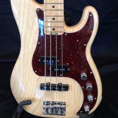 Fender Elite Precision Bass 2019 Natural for sale