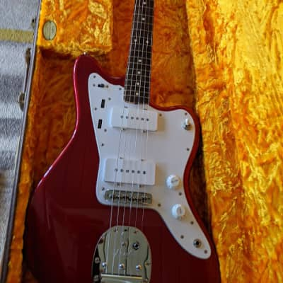 Fender Vintage '62 Jazzmaster 2002 Candy Apple Red for sale