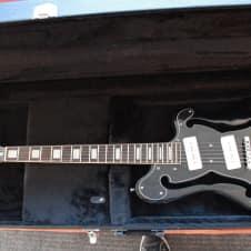 Eastwood EEG, Deerhoof Signature Ampeg AEB Tribute, electric guitar w/case image