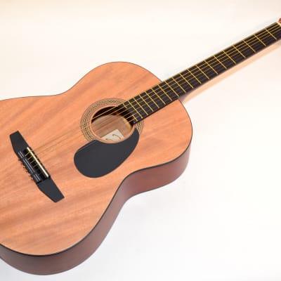 Johnson JG100 Acoustic Guitar Natural Finish Professionally Setup! for sale