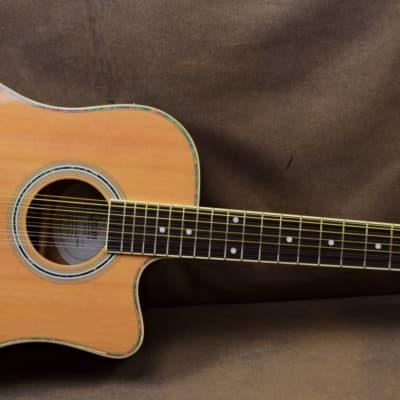 Corbin CVG9212CET Acoustic/Electric 12-String Guitar for sale