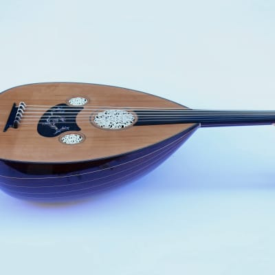 Premium Turkish Oud SALA-O8 | Oud String Musical Instrument Ud Aoud