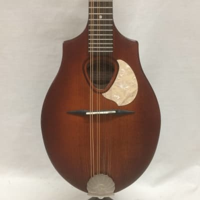Seagull S8 Burnt Umber SG A-Style Mandolin Customer Return