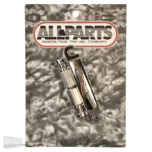Allparts Nickel Compensated Stop Tailpiece for sale