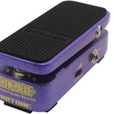Hotone Vow Press Switchable Volume/Wah Effect Pedal for sale