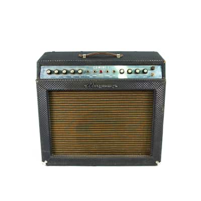 Ampeg G12 Gemini 1x12 Combo Amplifier Owned by Jay Farrar of Son Volt
