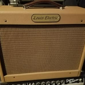 Louis Electric Buster 25W 1x12 Combo Amp w/Celestion G12H-30 2016