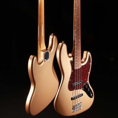 Fender Vintera 60's Jazz Bass w/Pau Ferro Fretboard - Firemist Gold for sale