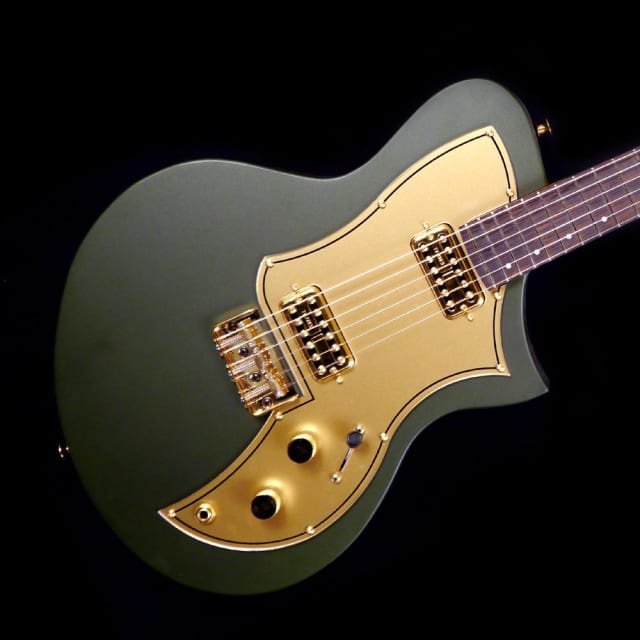 Titan KR1 Custom - Caddy Green image