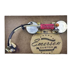 Emerson P Bass Prewired Kit