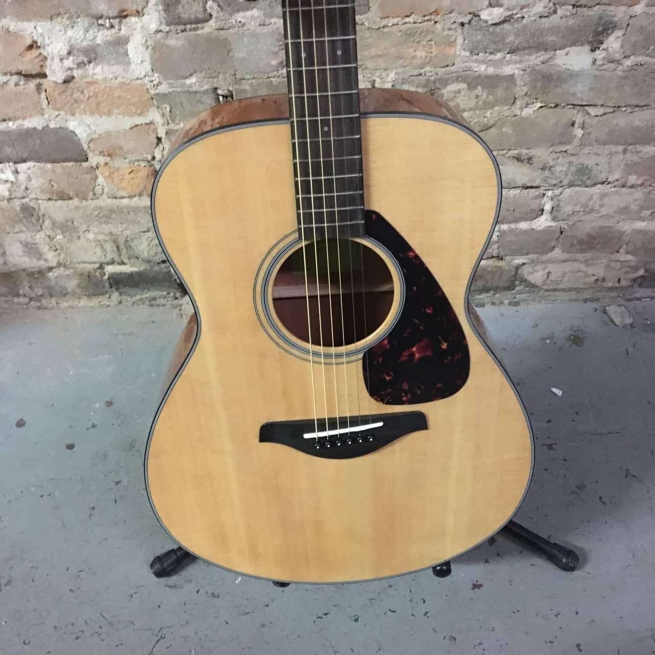 Brand new yamaha fs800 folk acoustic guitar reverb for Yamaha guitar brands