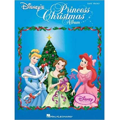 Disney's Princess Christmas Album (Easy Piano)