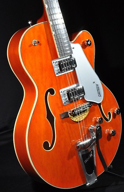 gretsch g5420 t orange new edition electromatic guitar reverb. Black Bedroom Furniture Sets. Home Design Ideas