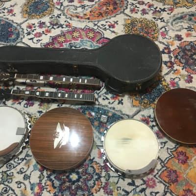 Iida Banjo & Bently Banjo. PARTS for sale