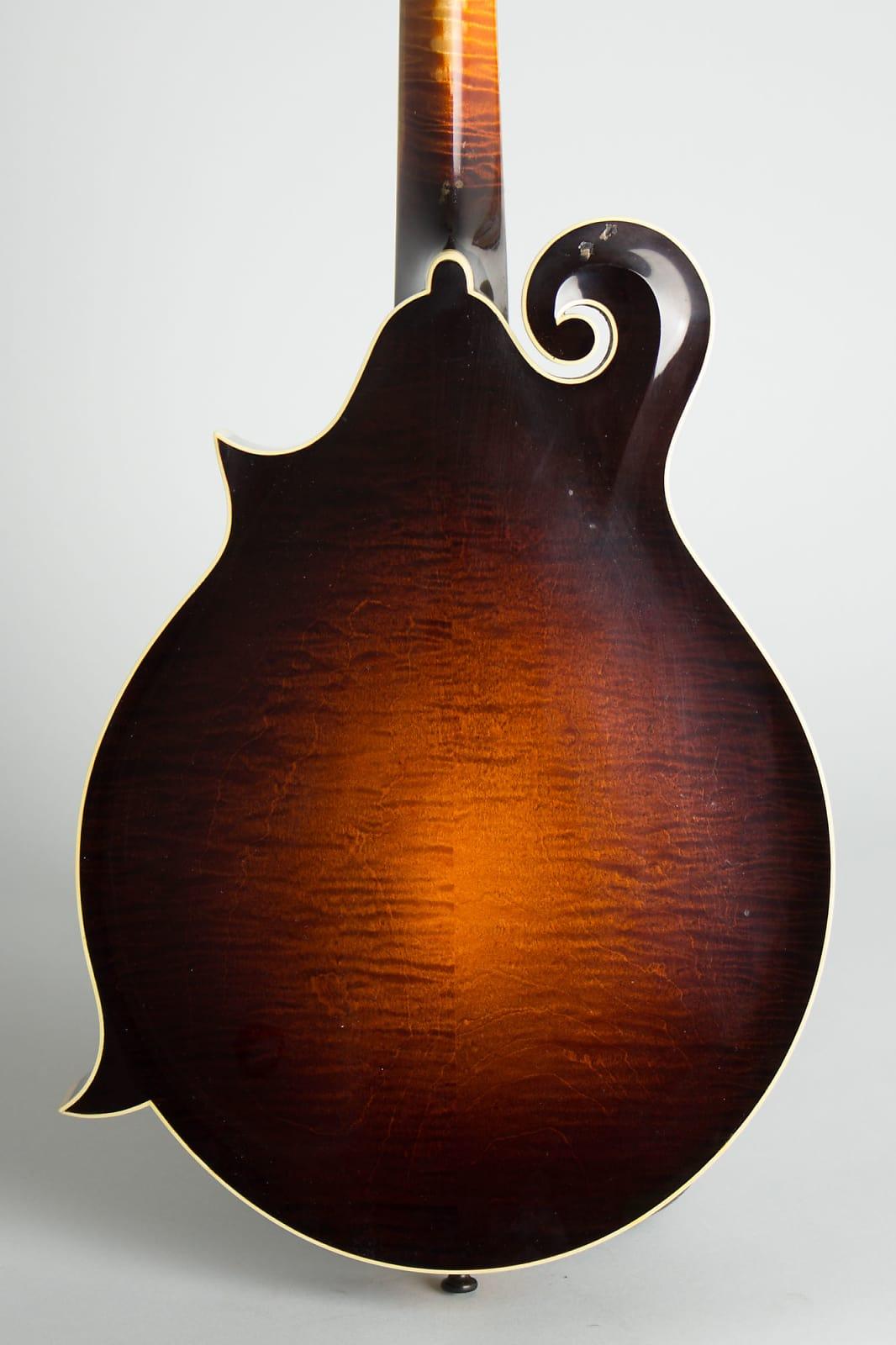 Collings  MF5-R Carved Top Mandolin (2002), ser. #43, original black tolex hard shell case.