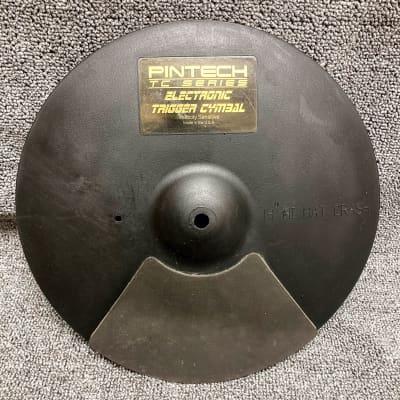 """Pintech TC Series 14"""" Hi Hat Crash Cymbal Trigger"""