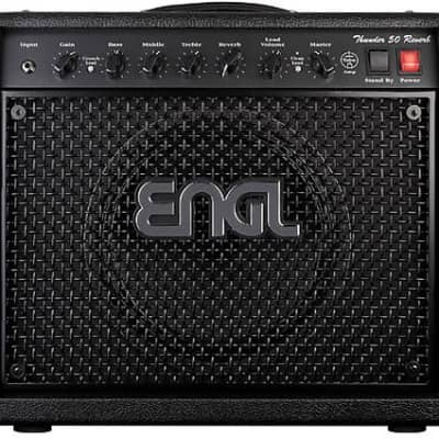 ENGL THUNDER 50 COMBO REVERB E320 for sale
