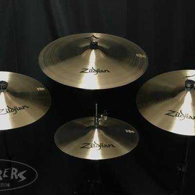 Zildjian Avedis Sweet Ride 5 Piece Box Cymbal Set