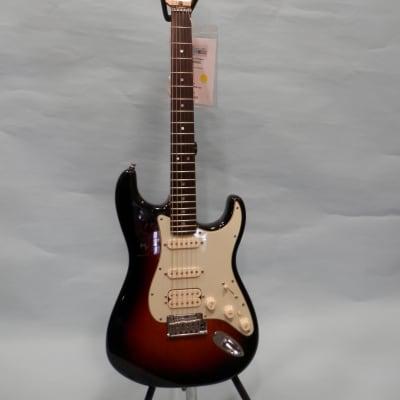Fender American Double Fat Stratocaster 2010 - 2016 Sun Burst for sale