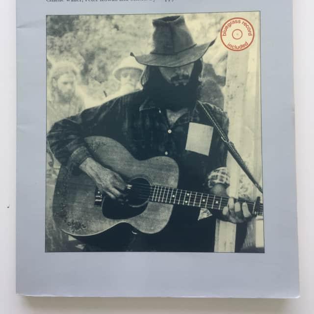 Bluegrass Guitar image