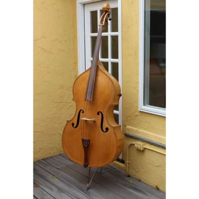 Vintage 1954 Kay M-1B Upright Bass for sale