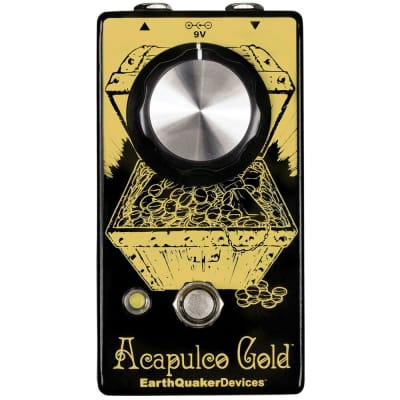 Earthquaker Devices Acapulco Gold® Power Amp Distortion for sale