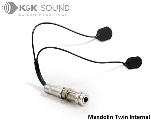 K&K Mandolin Twin Internal Pickup