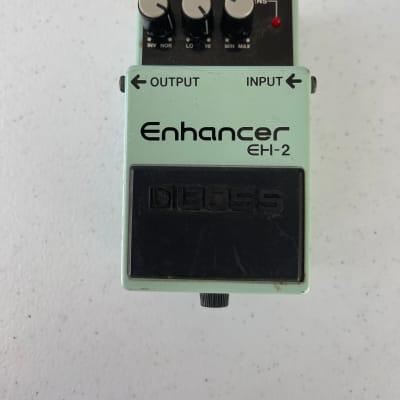 Boss Roland EH-2 Enhancer Exciter Vintage 1991 Guitar Effect Pedal