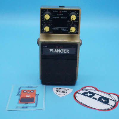 Maxon FL-01 Flanger | Rare 1980s Analog (Made in Japan) | Fast Shipping!