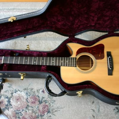 Gallagher  Ragtime Special cutaway  2006 Natural for sale
