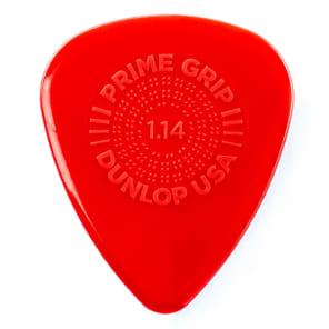 Dunlop 450R114 Prime Grip Delrin 500 1.14mm Guitar Picks (72-Pack)