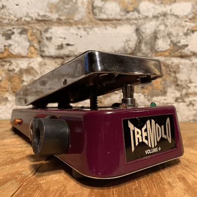 Dunlop TVP-1 Tremolo / Volume Pedal