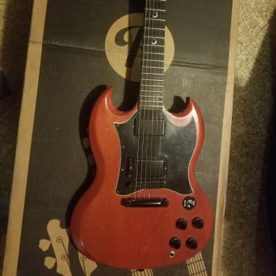Gibson SG crescent moon for sale