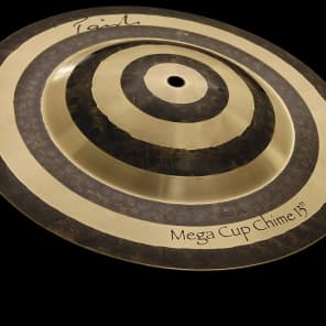 "Paiste 13"" Signature Mega Cup Chime Cymbal"