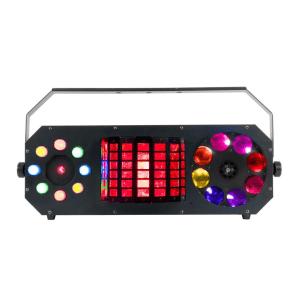 American DJ BOO663 BOOM-BOX-FX2 Boom Box 4-in-1 FX LED Light w/ Laser