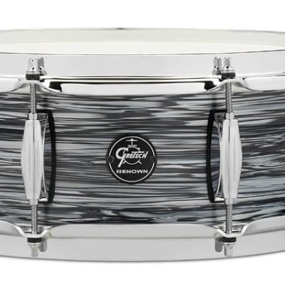Gretsch Renown 5X14 Snare Drum - Silver Oyster Pearl - RN2-0514S-SOP