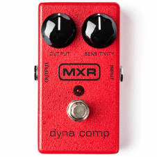 MXR M102 Dyna-Comp Compressor Pedal