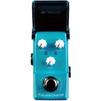 Joyo JF-316 Future Chorus Textural  Mini Guitar Effect Pedal Ships Free for sale