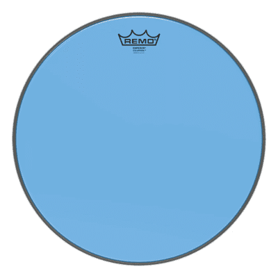 """Remo BE-0315-CT Emperor Colortone Drum Head - 15"""""""