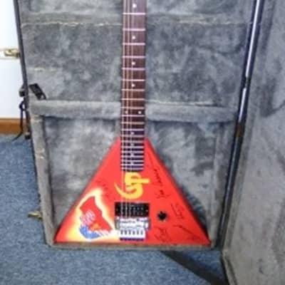 Kramer Gorky Park AC1765 with original Hard Shell Case 1989 for sale