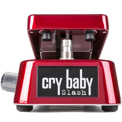Jim Dunlop Slash Cry Baby Wah Pedal for sale