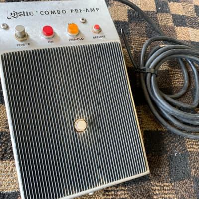 Leslie Combo Pre-Amp model 020875 for sale