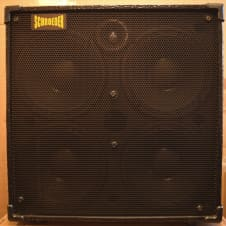 Schroeder 410L 4 Ohms Black U0026 Yellow