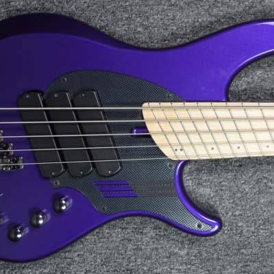 Dingwall NG-3 (5) Purple Mopar with Maple *On Order ETA=DECEMBER for sale