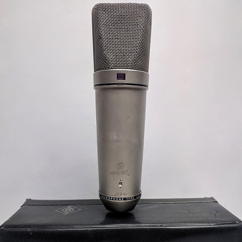 vintage neumann u87 1971 condenser microphone jcdsr reverb. Black Bedroom Furniture Sets. Home Design Ideas